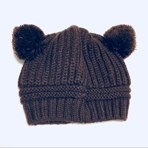 Other - Cute Knit Bear 🐻 Hat!
